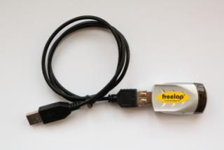 Freelap USB infraport